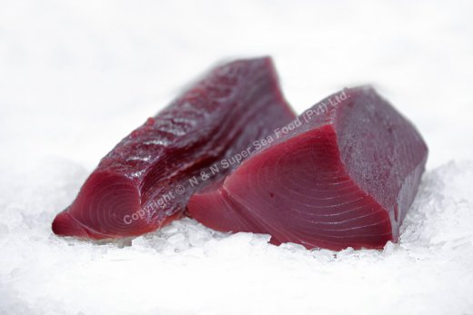 Tuna Center Cut